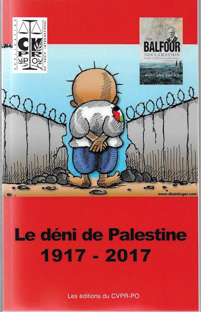 PO Déni de Palestine CVPRPO 12 17