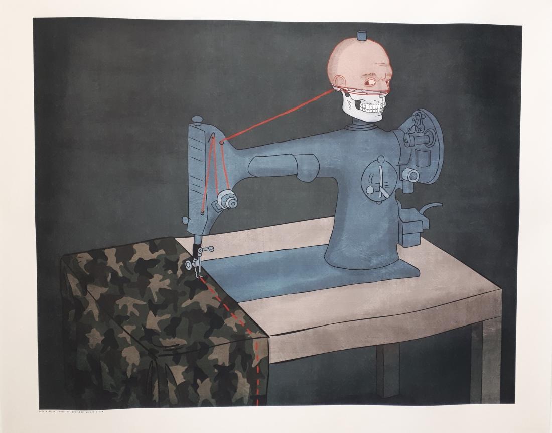 Syrie Maison des arts